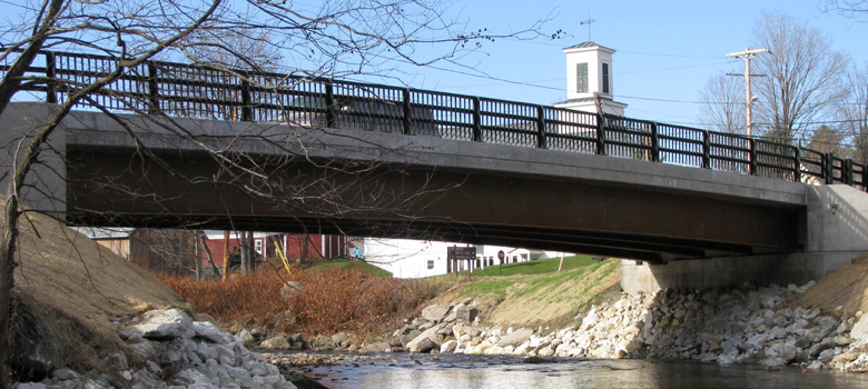 Lincoln Bridge, Lincoln, VT
