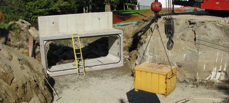 Main Road Box Culvert, Huntington, VT