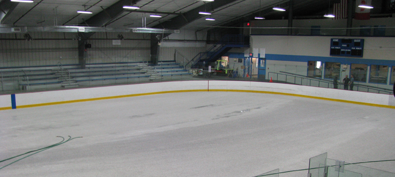 C. Douglas Cairns Arena at Dorset Park, South Burlington, VT